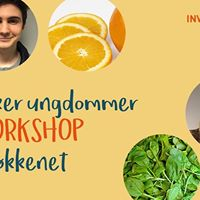 Workshop ungeKOKKER for deg p 6-10. trinn