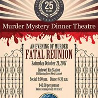 Mder Mystery Dinner Theatre