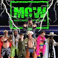 Micro Championship Wrestling at Abernathy Harley-Union City TN
