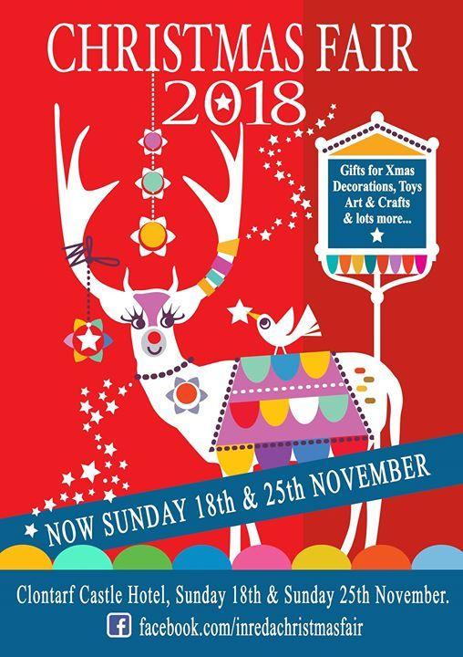 INREDAs Christmas Fair