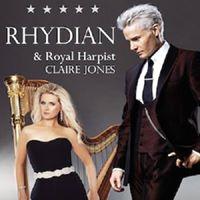 Rhydian &amp Royal Harpist Claire Jones