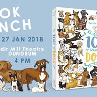 Book launch - 100 Days Of Dogs Book