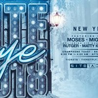 New Years Eve 2018 [at] SITE 1A