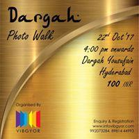 Dargah Photo Walk