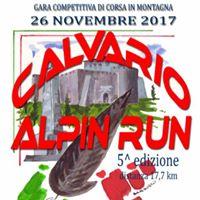 CALVARIO ALPIN RUN 2017