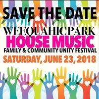 Weequahic Park House Music Family &ampCommunity  Unity Festival