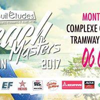 Suittudes Beach Masters Montpellier