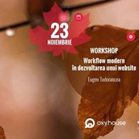 Constanta Web Developers Fall Meetup