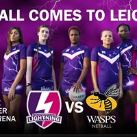 Netball Comes to Leicester
