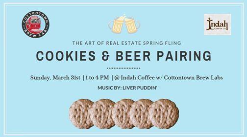 Spring Fling - Cookie & Beer Pairing