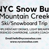 Mt. Creek SkiSnowboard Trip