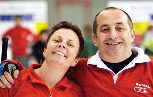 Brno hraje curling