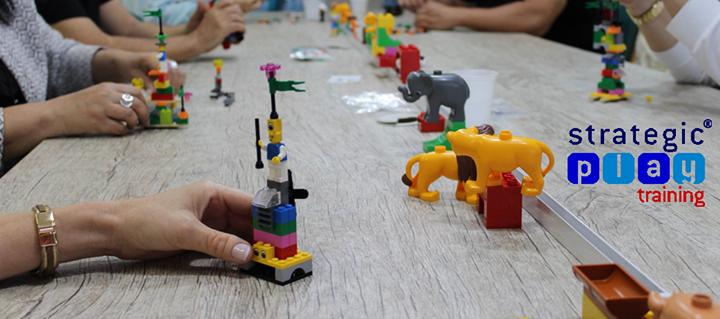 Certificao Lego Serious Play em Belo Horizonte