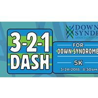 3-2-1 Dash for Down Syndrome 5k