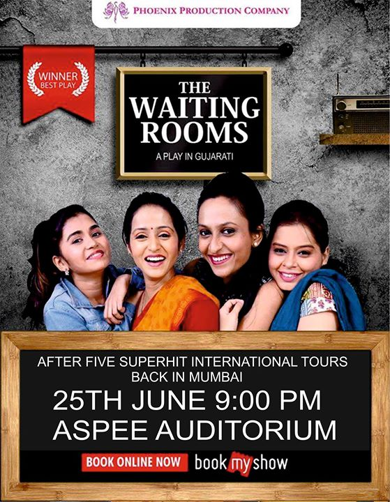 The Waiting Rooms a Gujarati Play