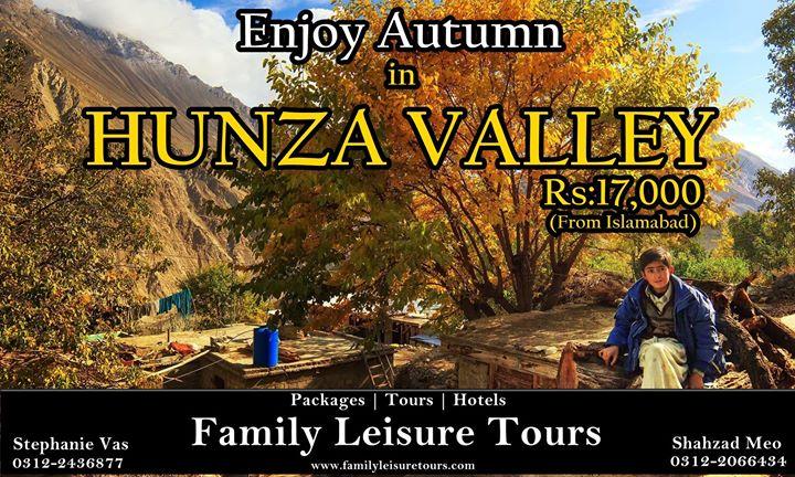 5 Days Tour to Hunza Valley naran kaghan & Lake Saif-ul-Malook