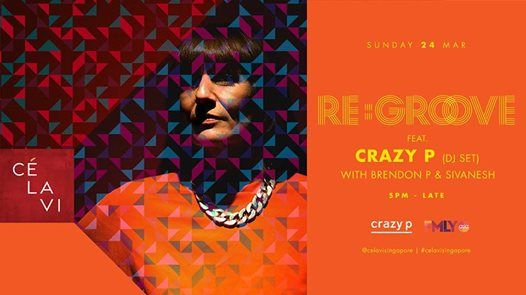 Regroove Feat. Crazy P (DJ set)