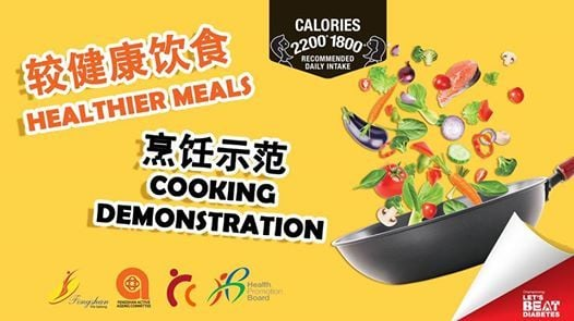 Healthier Meals Cooking Demonstration