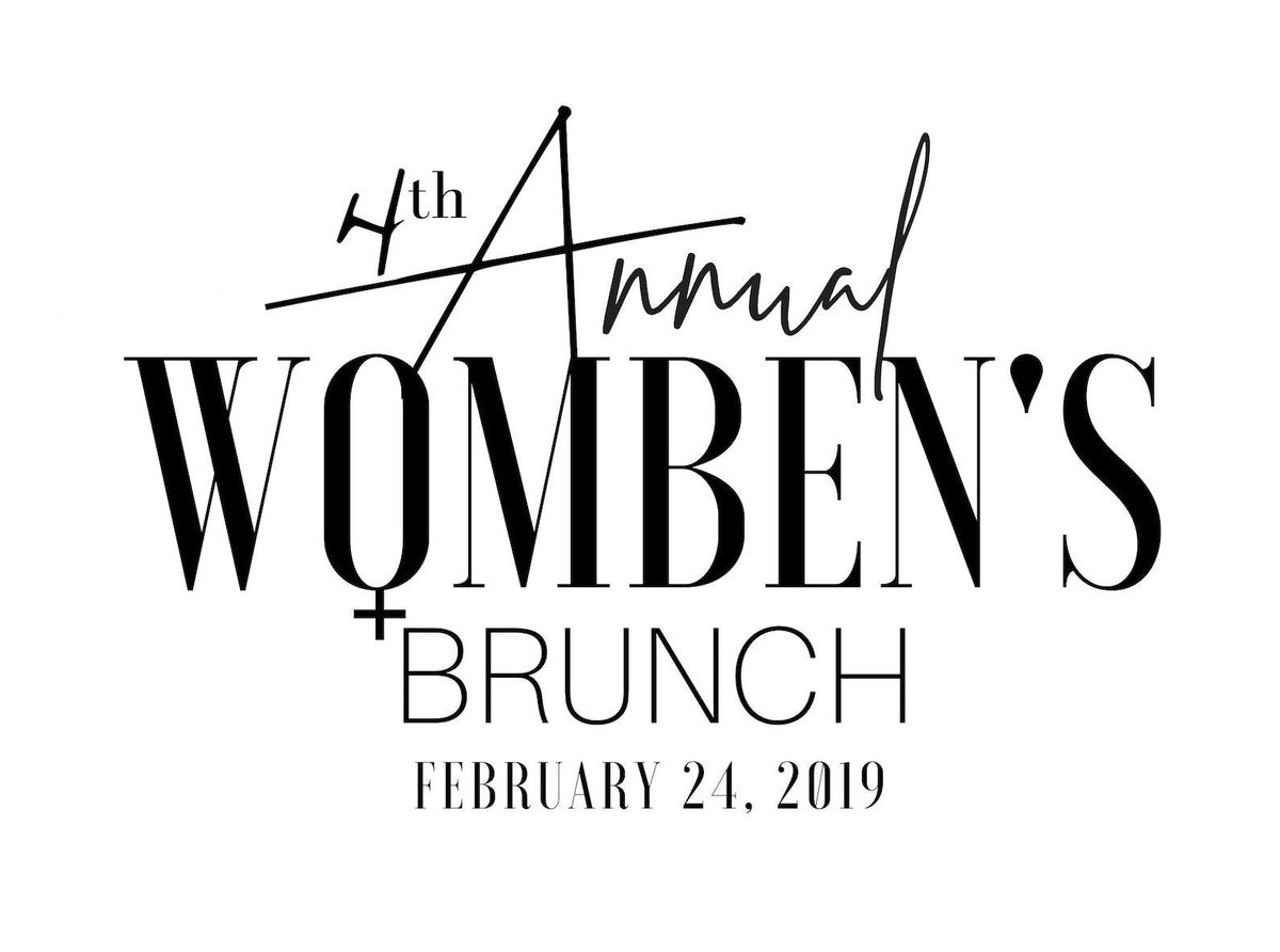 4th Annual Wombens Brunch