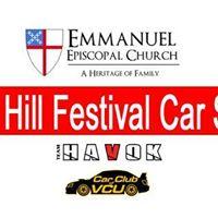 Brook Hill Festival Car Show