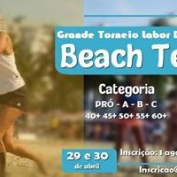 Grande Torneio Labor Day Solidrio de Beach Tennis