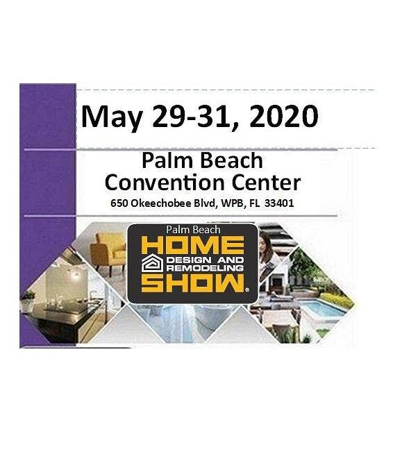 Palm Beach Home Design And Remodeling Show At 650 Okeechobee