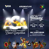African Students Association Dance Competition After Party