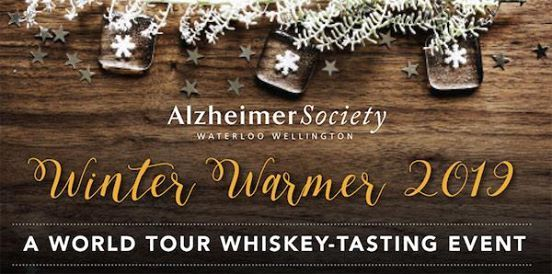 Alzheimer Society Winter Warmer 2019