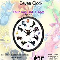 EEVEE Evolution Clock