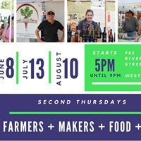 Thursday Night Farmers Market at the Barn