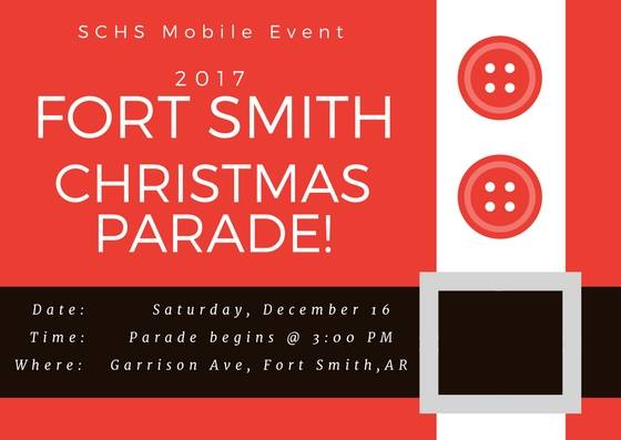 2017 Fort Smith Christmas Parade