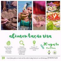 Alimentao Viva  Alimentao consciente e ecolgica