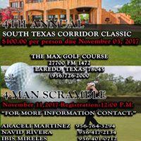 4th Annual South Corridor Classic