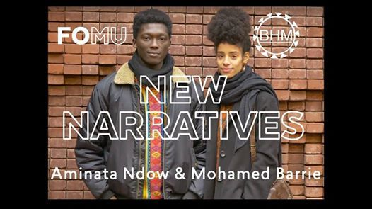 New Narratives  Rondleiding met Aminata Ndow & Mohamed Barrie