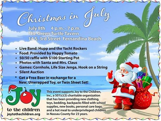 Christmas In July: Free Beer with Donated New Toy or Twin Sheets at ...