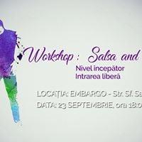 Beginners Workshop Salsa &amp Bachata by Magnitude