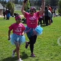 Girls on the Run 5k Celebration