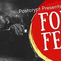 Postcrypt Folk Fest 2017