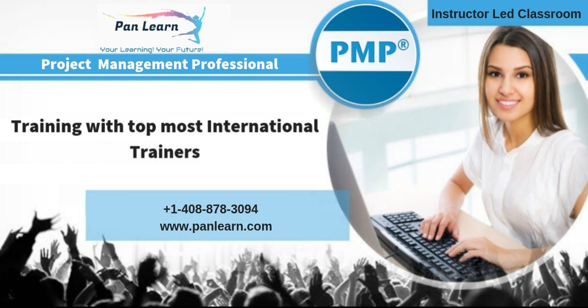 PMP (Project Management Professionals) Classroom Training In Columbia SC
