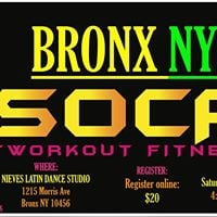 Soca Tworkout Fitness in Bronx
