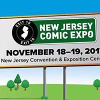 GU  NJ Comic Expo