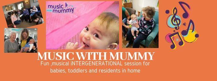 Music with Mummy Intergenerational Music Session Burton Waters