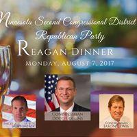 MN CD2 Republicans 2017 Reagan Dinner
