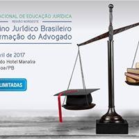 Frum Nacional de Educao Jurdica - Regio Nordeste