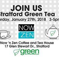 Stratford Green Tea
