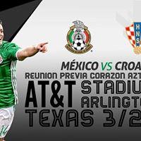 Segunda Reunion Mundialista - Corazn Azteca Texas
