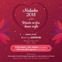 Boston Malanka - Hearts on Fire Dance Night 2018