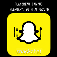 SnackChat - Flandreau Campus
