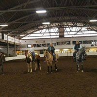 Arena Ride at Yamhill County Fairgrounds