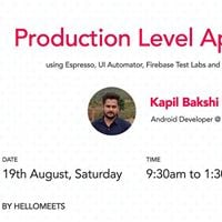 Production Level App Testing